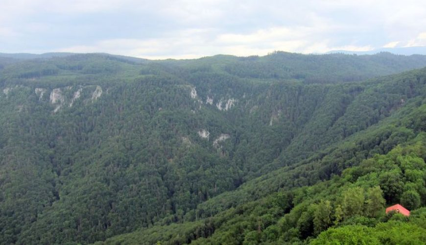 Slowakei: Nationalpark Muranska planina