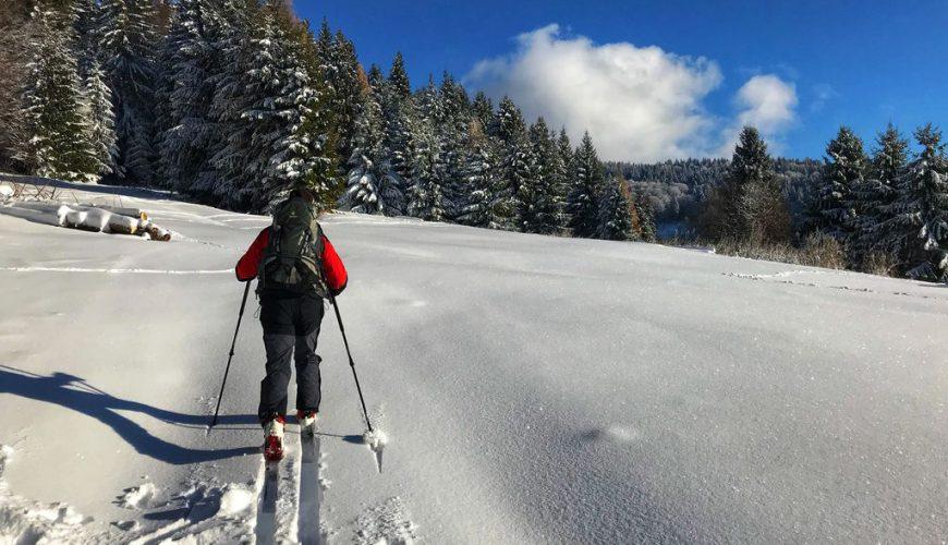 Slowakei, Skitourengeher